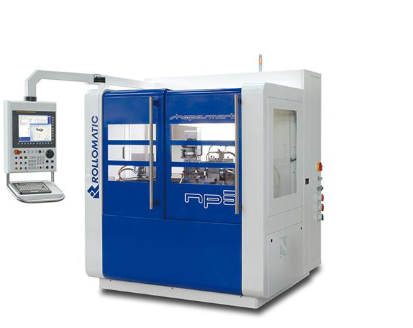 rollomatic machine